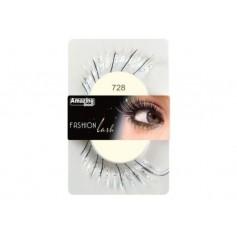 Faux cils Fashion Blanc dramatique 728