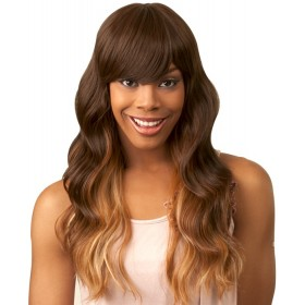 New Born Free PERUVIAN WAVE wig (Brazilian Tress)