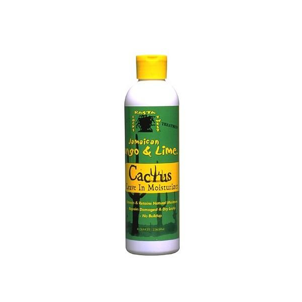 Lotion hydratante sans rinçage au Cactus 236 ml