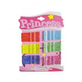 Princess Epingle à cheveux pailleté x60