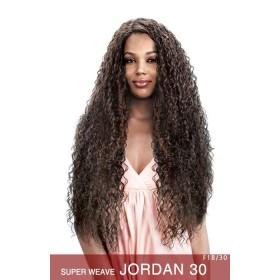 VANESSA weaving JORDAN 30 (invisible part)