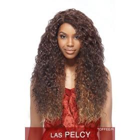 VANESSA WIGS demi-perruque LAS PELCY