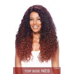 VANESSA WIGS perruque NES (Top Side Lace) *