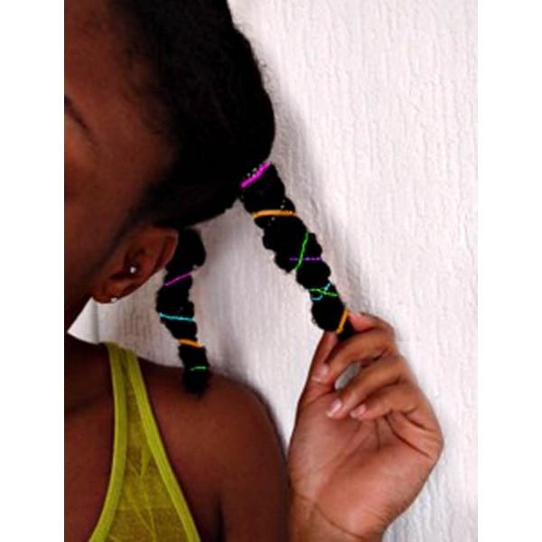 Mini élastiques Rainbow Loom x 300