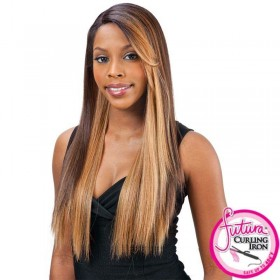 EQUAL SIMPLY wig (Deep Lace L Part)