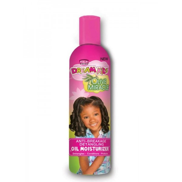 Dream Kids Huile hydratante& démêlante 250ml (Oil Moisturizer)