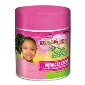 Dream Kids Crème capillaire anti-casse 170g (Miracle Creme)