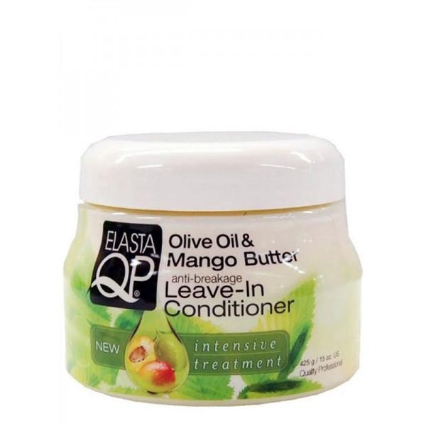 Elasta QP Masque anti-casse olive & mangue 425g (Leave-in)