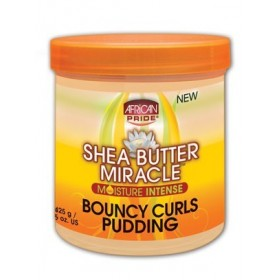 African Pride Shea Curl Activating Cream 425g (Pudding)