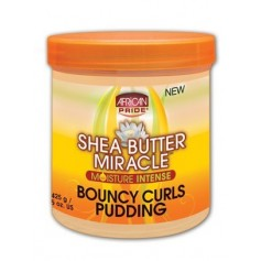 Shea Curl Activating Cream 425g (Bouncy Pudding)