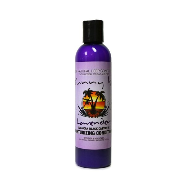 SUNNY ISLE Soin Jamaican Huile de Lavande 240ml (Conditioner)