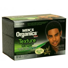 Organics by Africa's Best Kit TEXTURIZER definissant (Texture my Way)