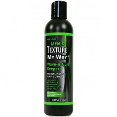 Natural Texture Moisturizing Lotion 237ml (Wave-n-Curl)