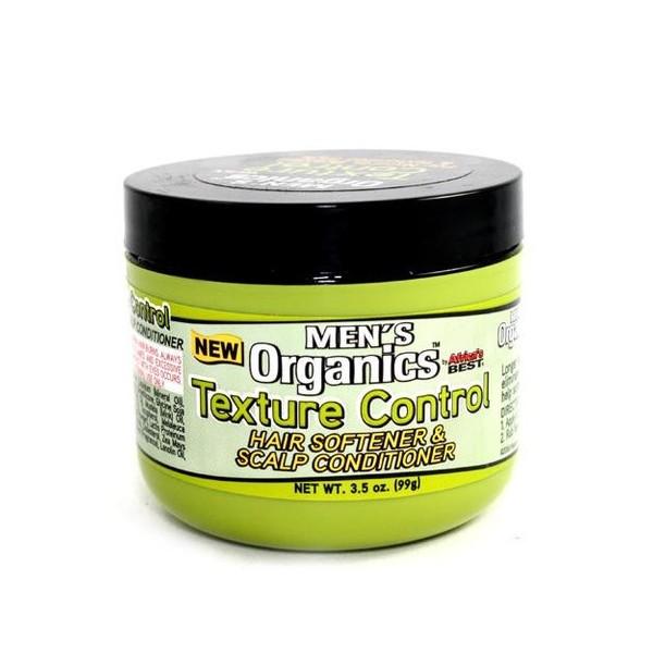 Organics by Africa's Best Soin adoucissant texture naturelle 99g (Texture Control)