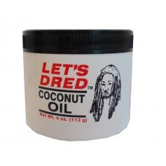 Pommade huile de coco pour Locks 113g (Coconut)