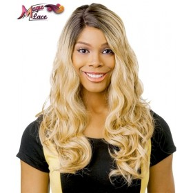 New Born MAGIC wig LC 153 (Curved Part Lace)