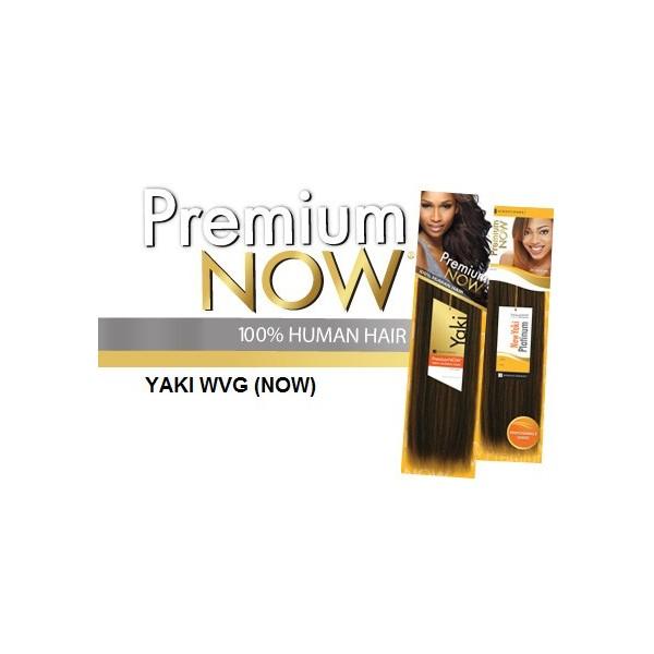 SENSATIONNEL tissage YAKI (Premium Now)