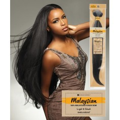 SENSAS tissage MALAYSIAN NATURAL STRAIGHT (B&N)