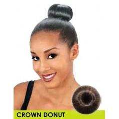 JANET chignon CROWN DONUT *