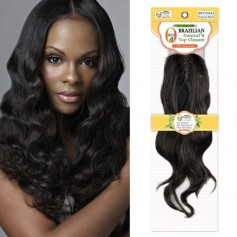 NEW BORN Closure brésilien BODY WAVE LACE 12""