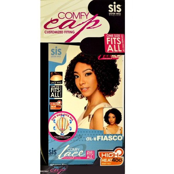 SIS perruque FIASCO (Lace Front)