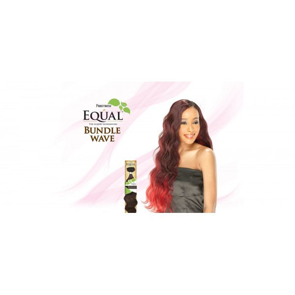 EQUAL tissage RUSSIAN (Bundle Wave)