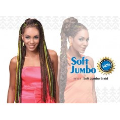 BIJOUX natte SOFT JUMBO BRAID