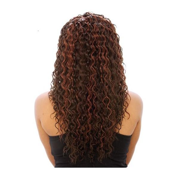 JANET tissage EUROPEAN CURL cheveux 100% humains