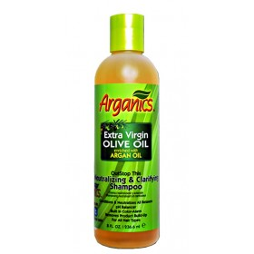 Shampooing neutralisant olive et argan 236,6ml