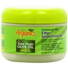 Gel lissant olive et argan 227g (Edge)