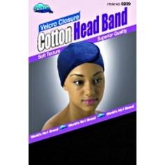 Cotton Head Band DRE209B (Cotton Head Band)