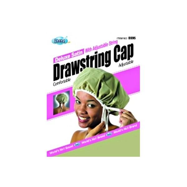 Bonnet satin ajustable DRE086 (Drawstring cap)