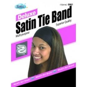 Bandeau nuit satin DRE061 (Tie Band)