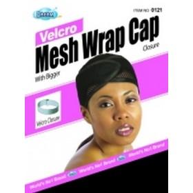Bonnet velcro maille DRE120 (Mesh Wrap cap)