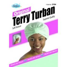 Terry turban cap DRE104 (Original)