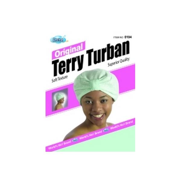 Bonnet turban terry DRE104 (Original)