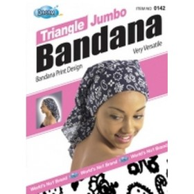 Printed bandana DRE142 (Jumbo)