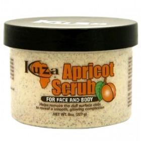 KUZA Face & Body Scrub Apricot (Scrub) 227g