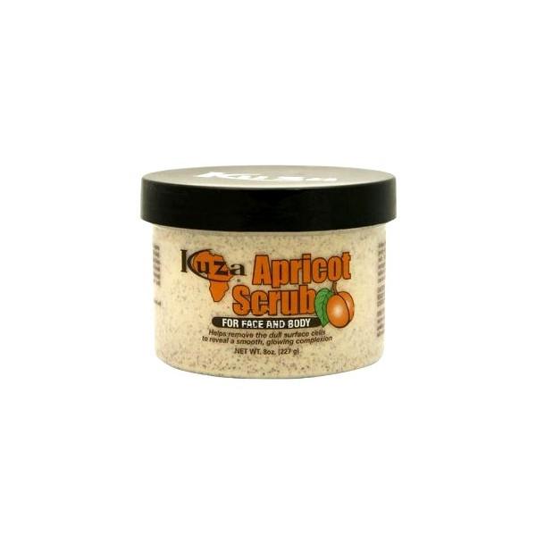 KUZA Gommage visage & corp Abricot (Scrub) 227g