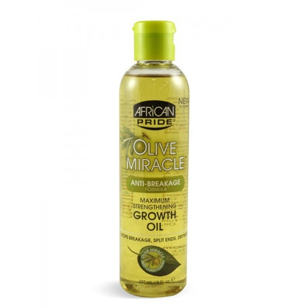 Huile de croissance Olive miracle 237ml (Growth)
