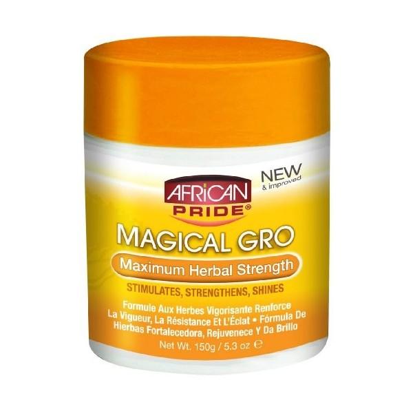Soin revitalisant aux plantes 150g (Magical Gro)