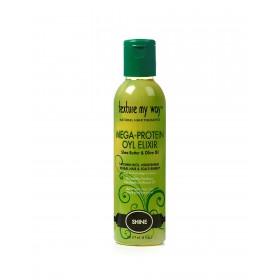 Elixir à l'huile méga-protéinée 177ml (Mega-Protein)