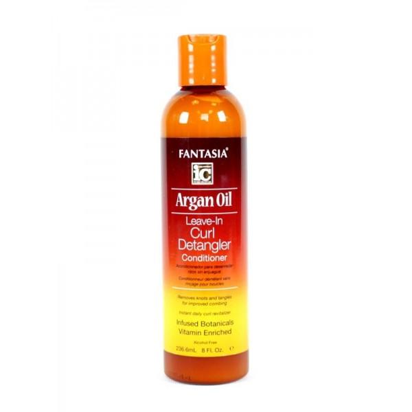 FANTASIA Soin démêlant huile d'argan 236ml (Leave-in curl)