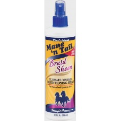 Spray brillance pour nattes 355ml (braid sheen)