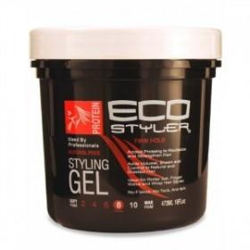 ECO Styler Gel de fixation Protéines 473ml (Firm hold)