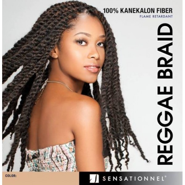 Sensationnel natte REGGAE BRAID (X-Pression)