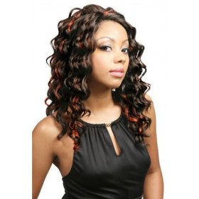 MOTOWN TRESS perruque TULIP [Lace Front]