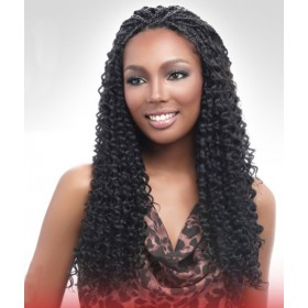 Harlem natte BRAZILIAN TWIST (KIMA BRAID)