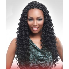 Harlem natte RIPPLE DEEP (KIMA BRAID)
