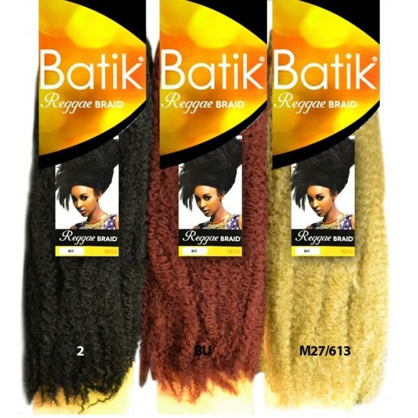 OUTRE natte REGGAE BRAID (Batik)